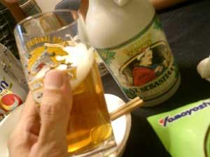 ベルギービールらしい