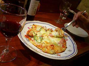 恵比寿にほど近いコルシカというイタリアン。美味。