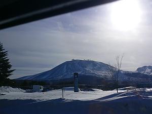 浅間山をぐるっと一回りして帰る。