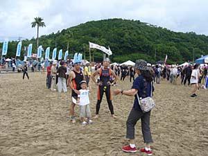 砂場の撮影会