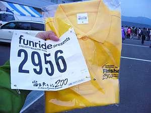 絶対に街中で着れない黄色いポロシャツ。
