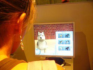 ペットのシミュレーションソフトも出た。