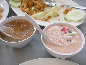 マレーシア料理には苦手なものもある。