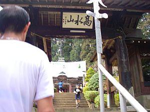 このときばかりは神社も大忙し。