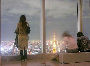 やっぱ眺めがいい53階。