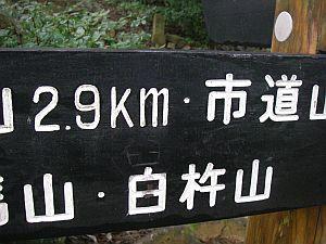 そういや白杵山じゃなくて臼杵山だったな。