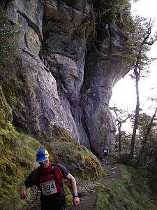 筑波山を彷彿させる巨岩出現。
