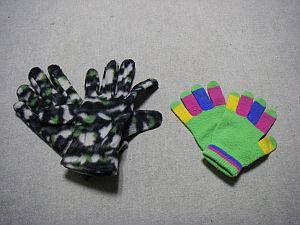 ワタシの好きな百均手袋。