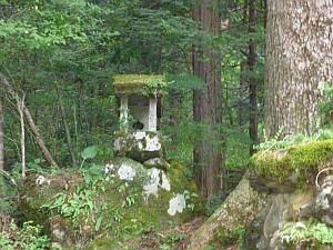 王滝村の祠を撮りまくる。