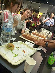 サンドイッチはサブウェイになって美味しくなった\(^o^)/