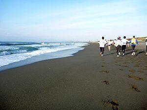 波に近いが走りやすい。