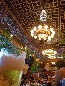 モンスーンカフェでゴハン