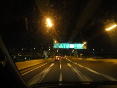 朝1時なので、ドライバーは徹夜っす(>_<)