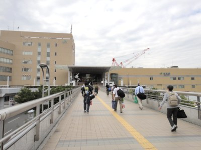 長野駅から東京へ