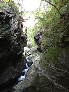 いままで縁のなかった神戸岩。