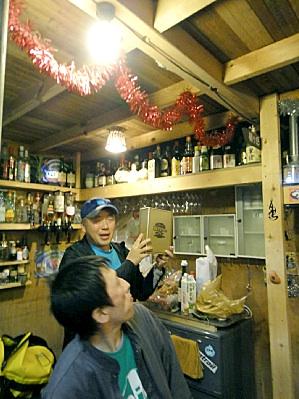 お酒もたくさん\(^o^)/