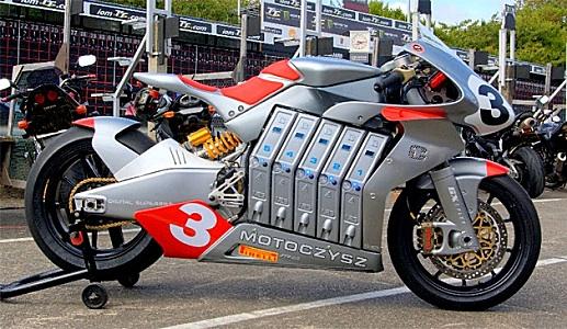 世界最速電動バイク