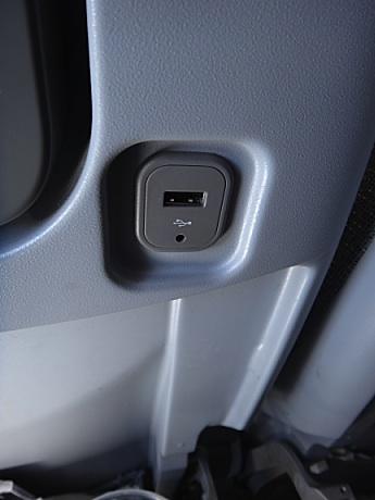 USB電源付き。だけどAV系は3割が壊れてた模様(T_T)