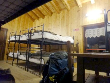 たくさんベッド完備
