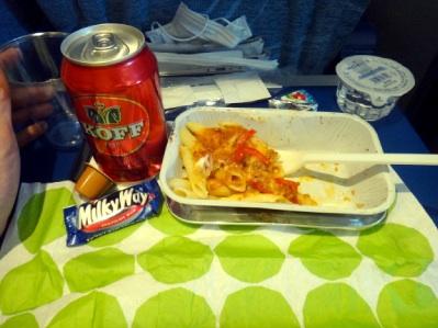 マリメッコのナプキンとフィニッシュビール