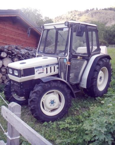 ランボルギーニのトラクター
