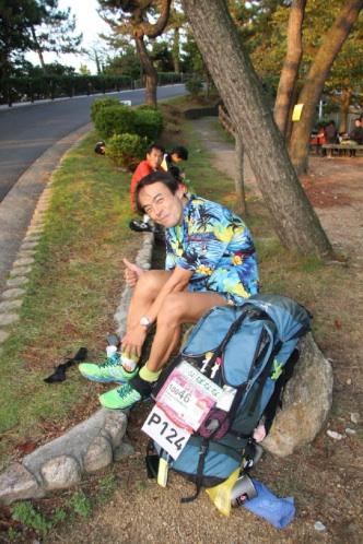 須磨浦公園でちょい休憩