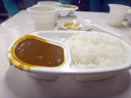 夕飯はこれだけの富士山クオリティ(T_T)