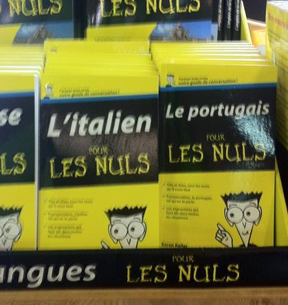 優しい解説だけど、フランス語だから難しい(笑)