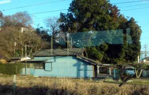 昭和の雰囲気な一軒家多し