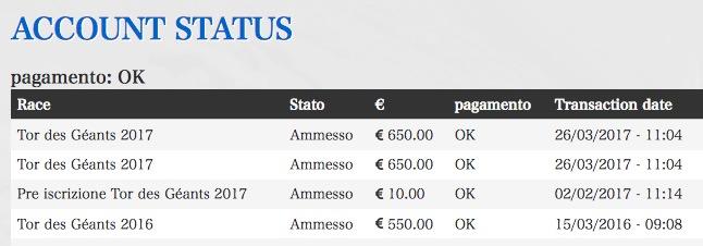 650ユーロを2回払ってるみたい(笑)