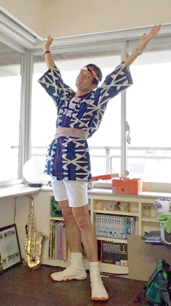 3年に一度のファッション\(^o^)/