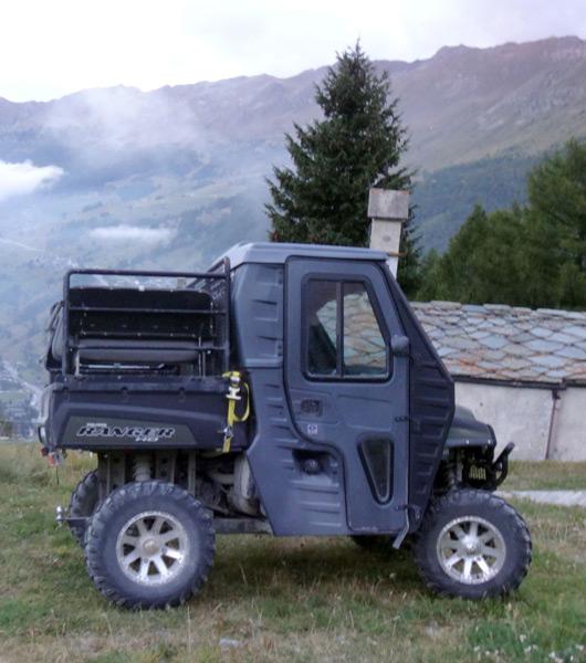 クレスト名物の小型車