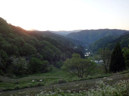 美しい村の風景