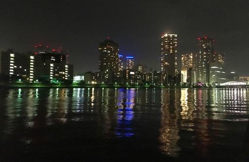 夜景もキレイ