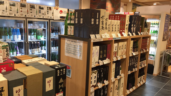 福島産の酒ばっか