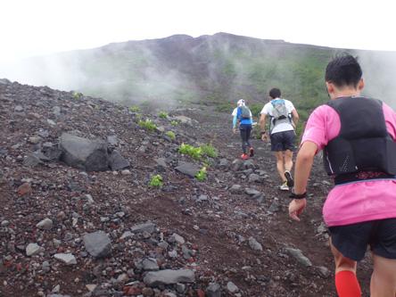 富士山らしい風景