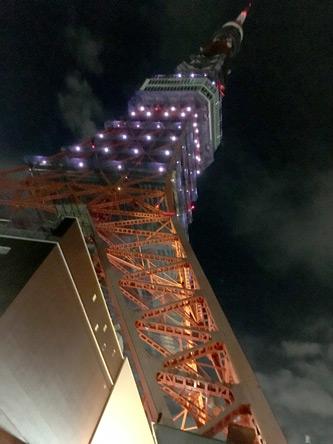 東京タワーのほうがカコいい(≧ω≦)b
