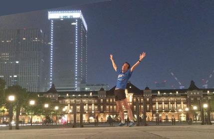東京駅でうまく撮れるところみっけ