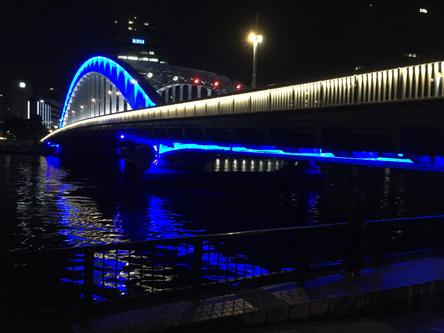 橋の種類が豊富で楽しい