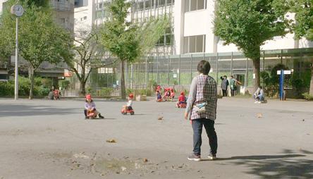 ストゼロ児童公園に、若人がいっぱい(^o^)