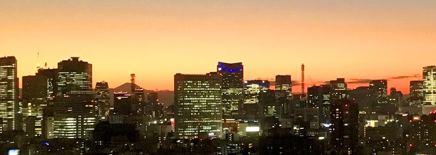 家から富士山が見えるって、今気づいた😊