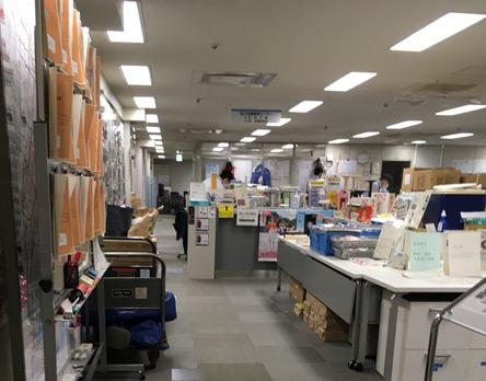 昭和臭プンプンの防災センター